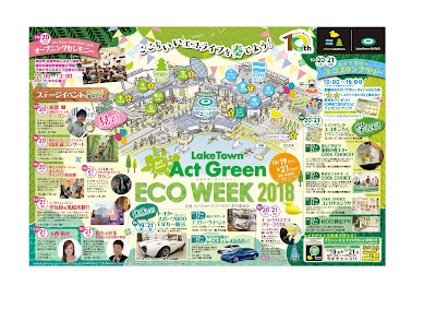 Lake Town Act Green ECO WEEK 2018