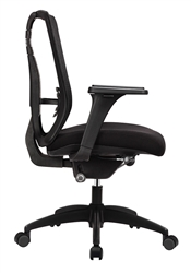 Lume Chair Side View