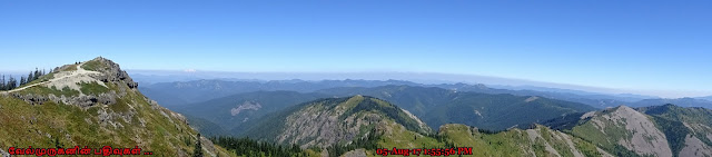 Silver Star Mountain 360 Panoramic View