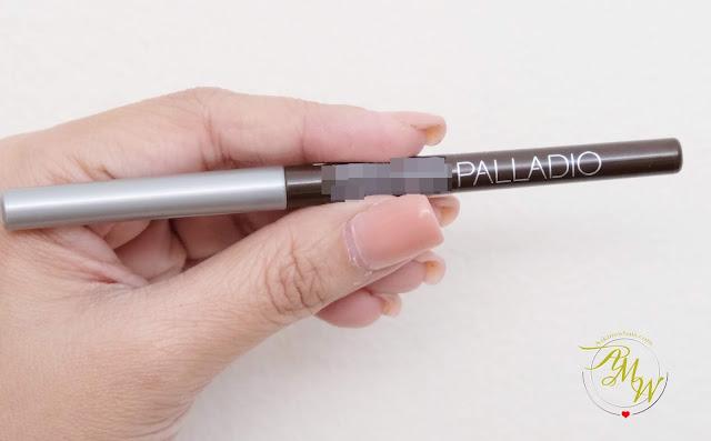 a photo of Palladio Waterproof Eye Liner Review