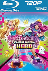 Barbie en un Mundo de Videojuegos (2017) BRRip 720p