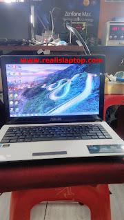 Service Laptop Asus A43S Mati