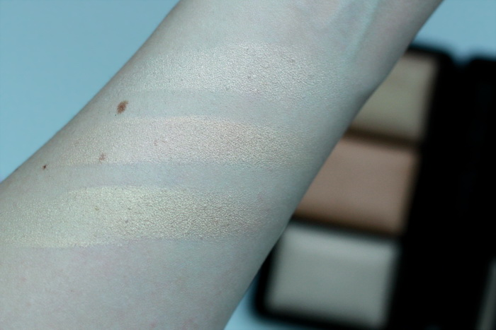 LOV LOVlights Warm Highlighting Swatch