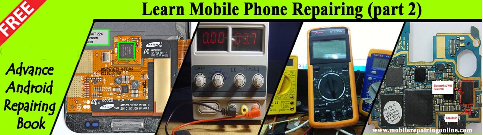 mobile repairing books free