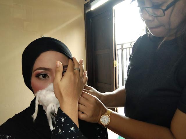 kursus make up karakter