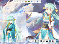 Kiyohime (Berserker) Fate/Grand Order Theme Win 8/8.1 by Enji Riz Lazuardi