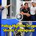 Bangag Na Pulis Nagwala At Namaril Sa Loob Ng Manila Police District! [Updated with Video]