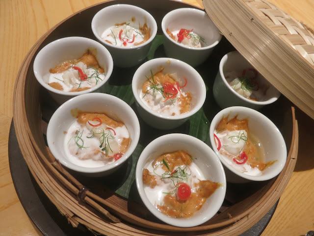 Thai Otah - Homok