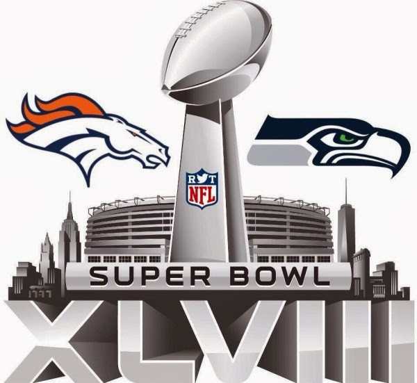 Super Bowl 48 logo