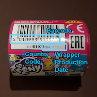 My Little Pony Cutie Mark Crew Wrapper Codes