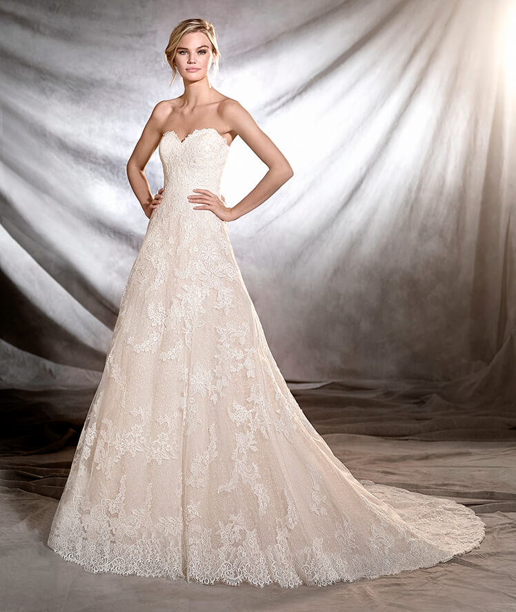 Wedding Dresses Madison Wi 98 Trend Onia by Pronovias with