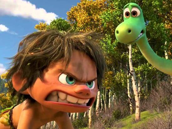 O Menino Das Cavernas E O Bom Dinossauro Filme Da Disney