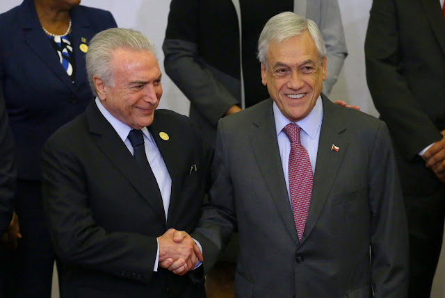 A new FTA on the Anvil between Chile and Brazil