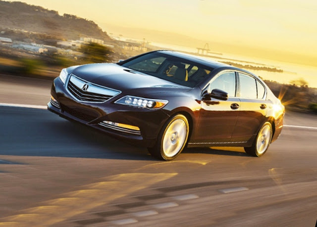 2018 Acura RLX Sport Hybrid Review And Release Date