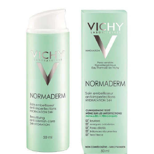 vichy normaderm adult treatment my thoughts on review mastering your makeup. Black Bedroom Furniture Sets. Home Design Ideas