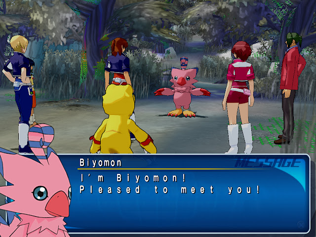 Digimon World Data Squad PS2 GAME ISO Gameplay