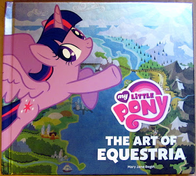 The Art of Equestria front cover