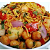 Make potato-chana licking for this little appetite with this easy recipe