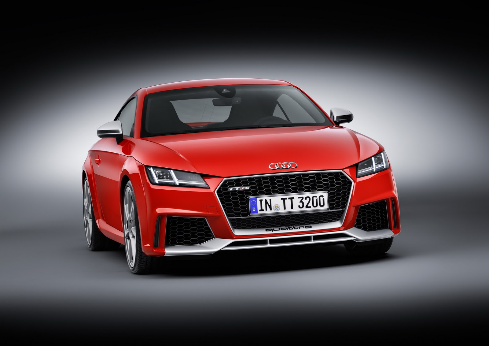 2017 audi tt rs roadster coupe bring five cylinders with 400 horses carscoops. Black Bedroom Furniture Sets. Home Design Ideas