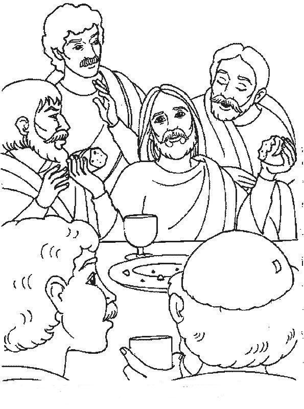 Compartiendo por amor: La última cena