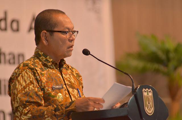Plt Walikota Banda Aceh Minta Warga Kota Jangan Golput