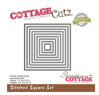 Stitched Square Set
