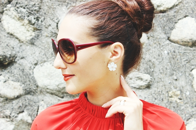 "Dita ""Supa-dupa"" sunglasses"