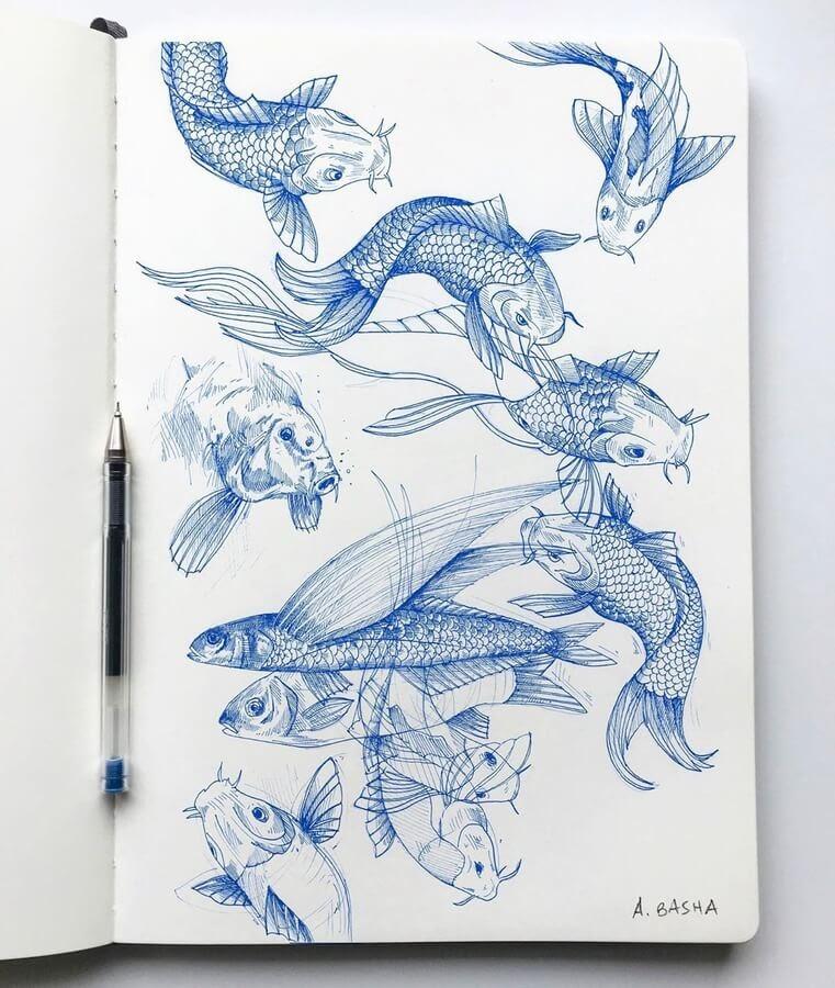 08-Fish-study-Alfred-Basha-www-designstack-co