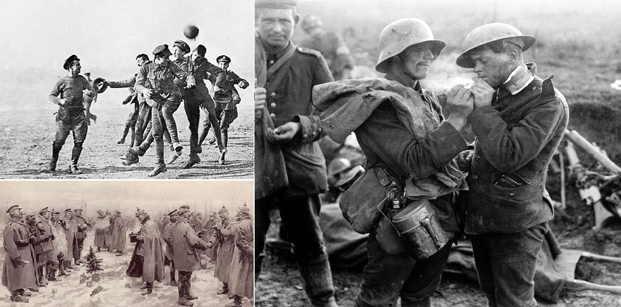 Christmas Day Truce, world war 1
