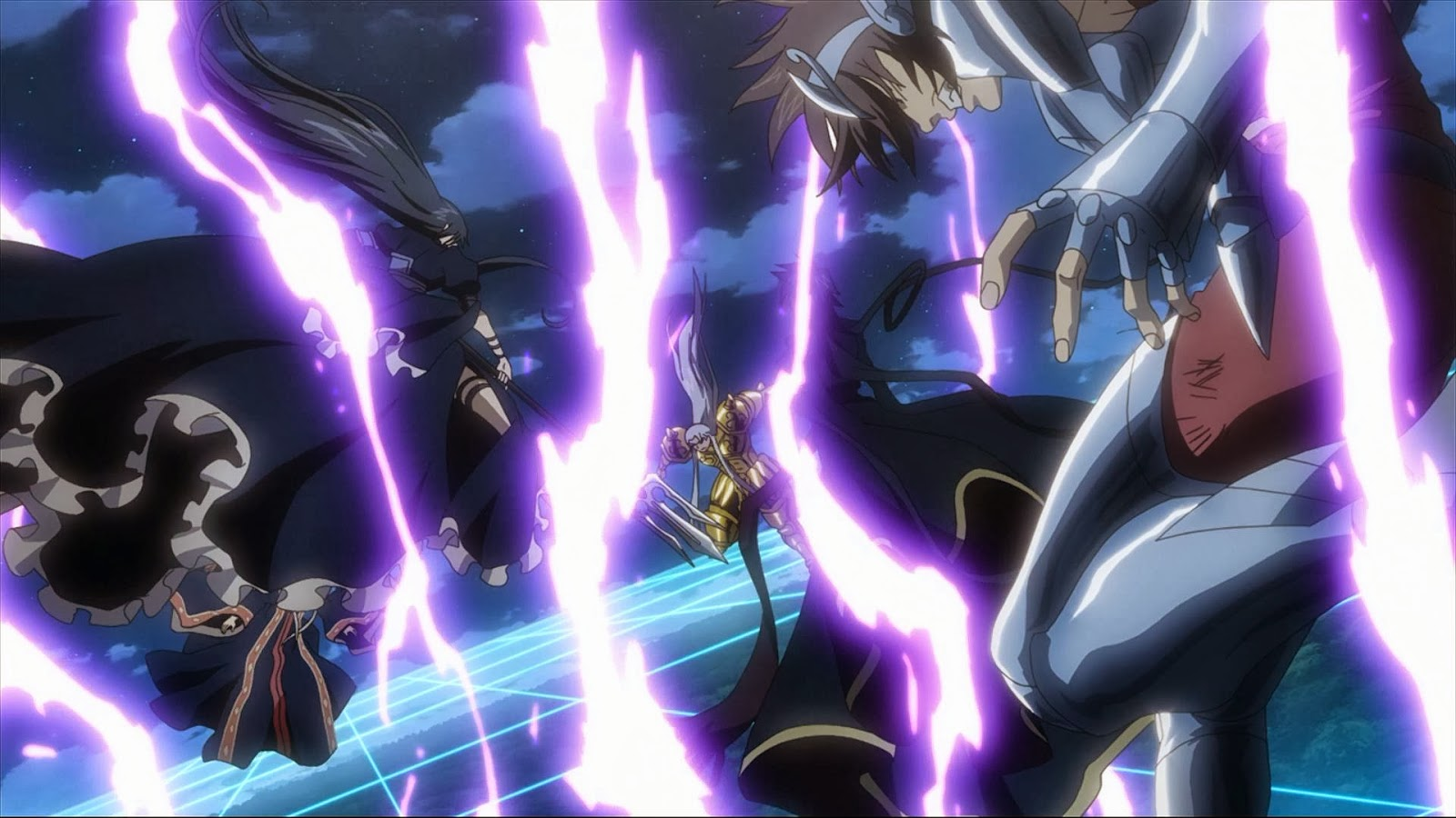 Saint seiya the lost canvas episodes