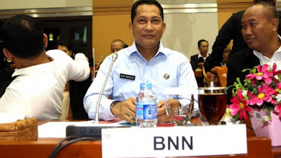 Hari Ini, Jokowi Putuskan Kepala BNN Pengganti Buwas