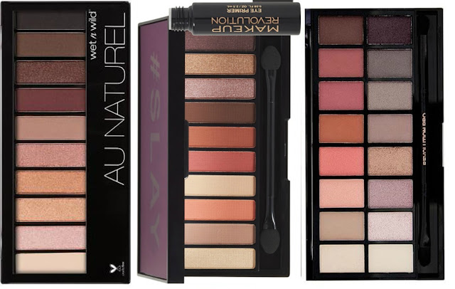 CRUELTY FREE DRUGSTORE EYESHADOW PALETTES UNDER $15
