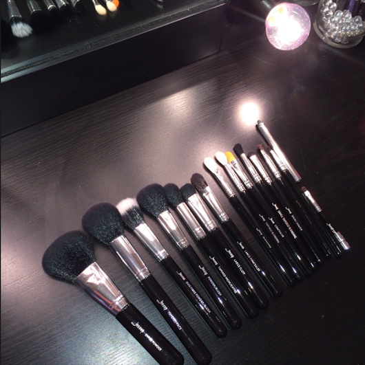 Jessup Makeup Brushes - Review