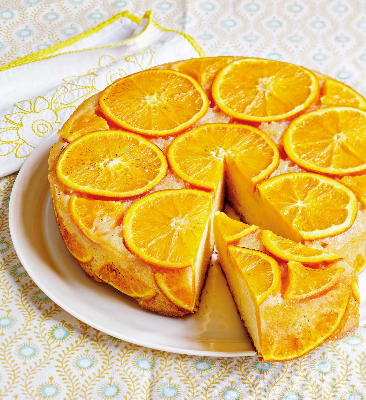 Französischer Orangenkuchen. Enie van de Meiklokjes – Sweet & Easy [Rezension]  | Arthurs Tochter kocht. von Astrid Paul. Der Blog für food, wine, travel & love