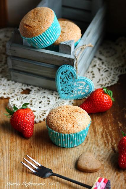 angel cupcake light facile veloce senza burro