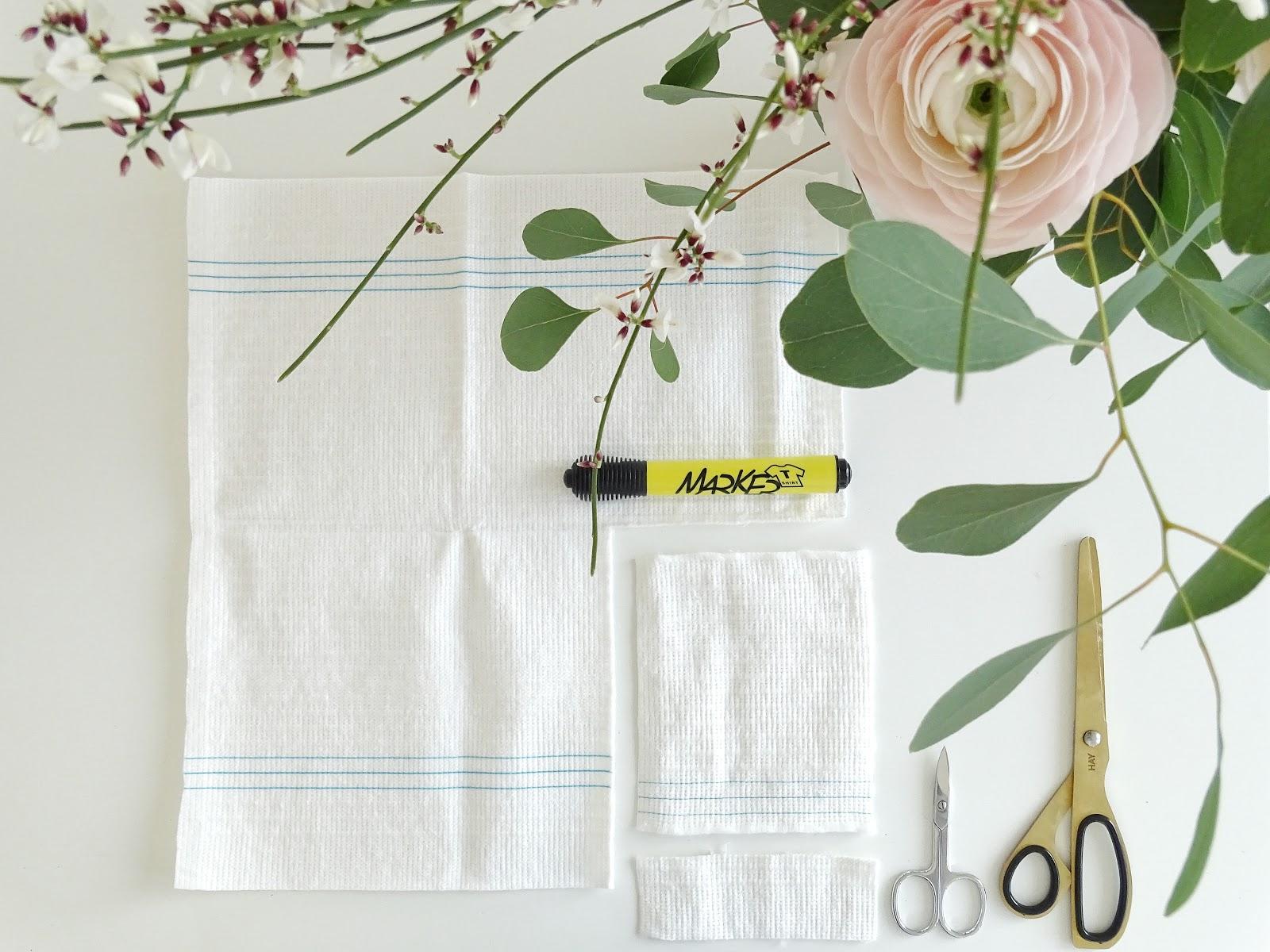 iDIY-Untersetzer aus Putztüchern im Stil von Mini-Ben-Ourain-Teppichen - waschbar, praktisch und trendig | Fotoaktion #12von12 und 1 Tag in 12 Bildern | https://mammilade.blogspot.de
