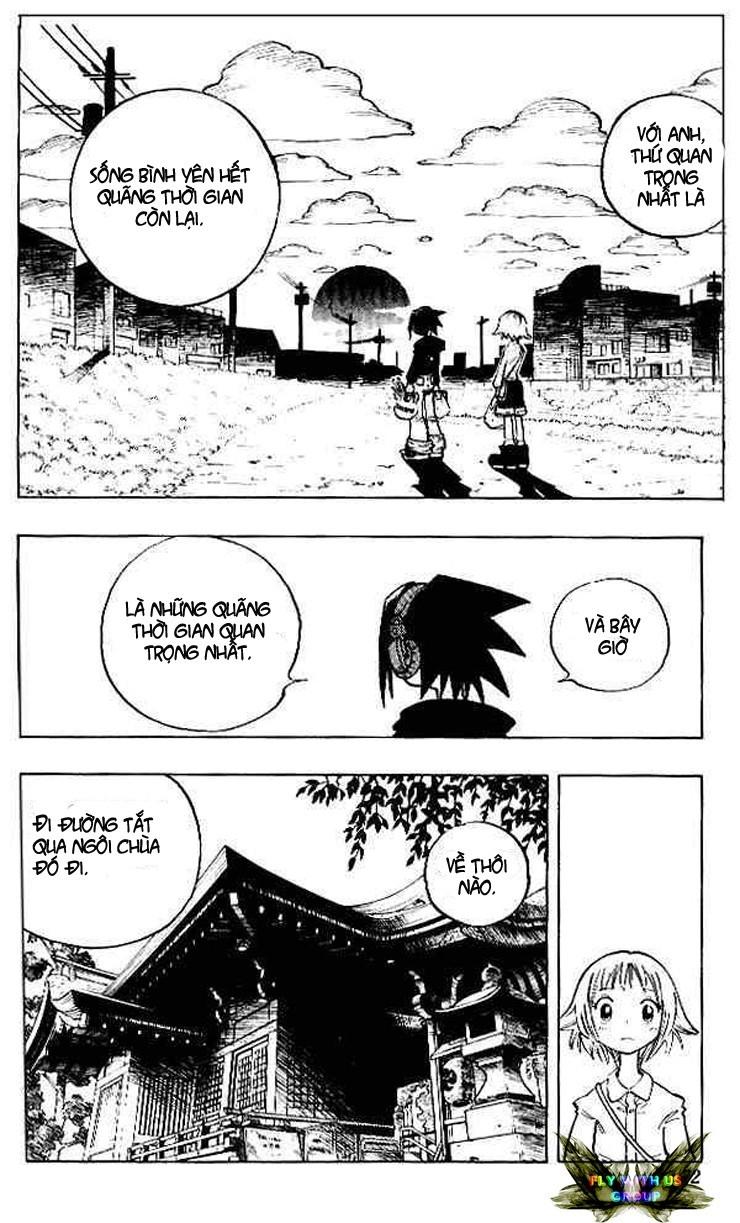 Shaman King [Vua pháp thuật] chap 66 trang 8