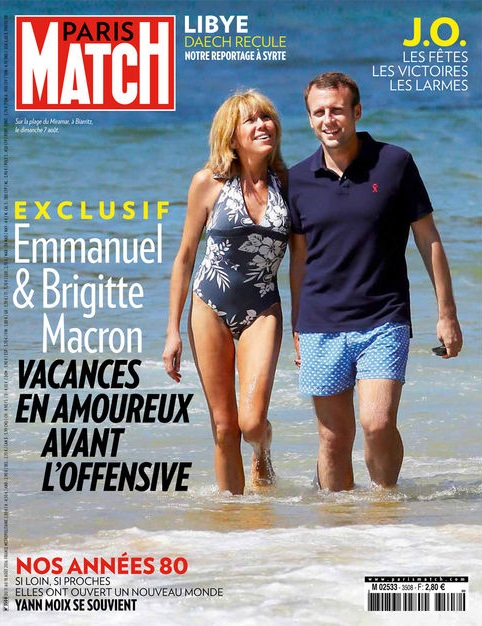 Eva S Travel Diaries Emmanuel Macron Becomes The President Of France On 14 May 2017