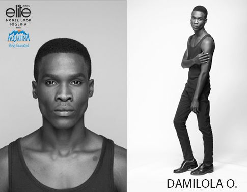 The 2015 Elite Model Look Nigeria (Red Carpet Photos)