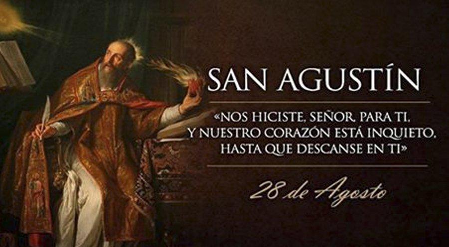 Apostolado Mariano San Agustin De Hipona