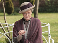 Maggie Smith as the Countess