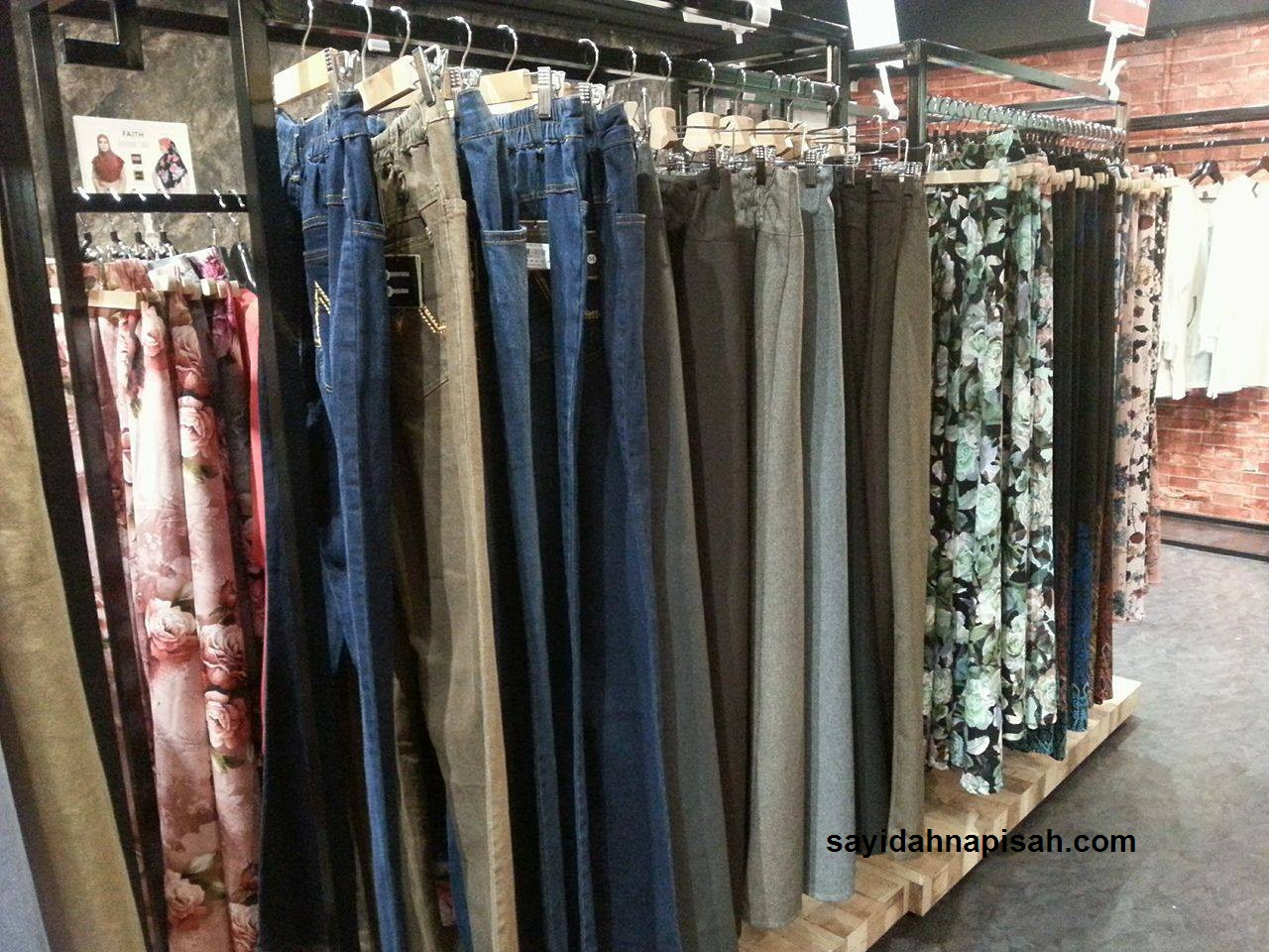 seluar jeans hot items