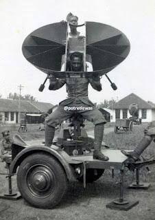 Sistem Radar Militer Jadul