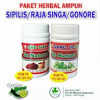Obat Sipilis Tradisional Terbukti No 1 Paling Manjur