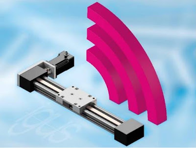 igus introduces smart plastics: Intelligent linear guide increases safety against failure and reduces costs