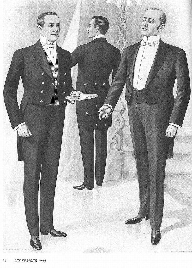 Wedding Attire 1900
