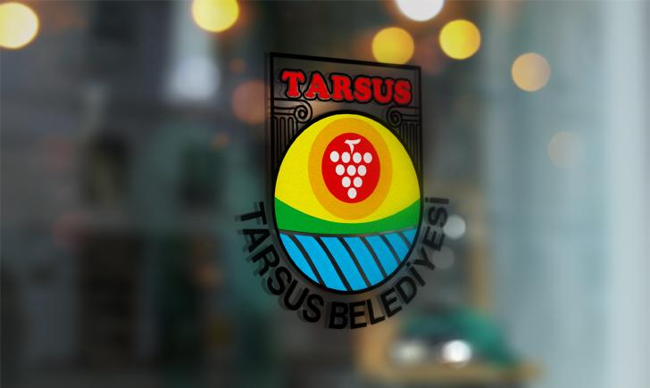 Mersin Tarsus Belediyesi Vektörel Logosu