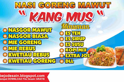 35+ Ideas For Spanduk Warung Nasi Goreng