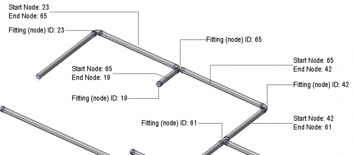 Revit Add-Ons: Using Dynamo to Populate Pipework Node