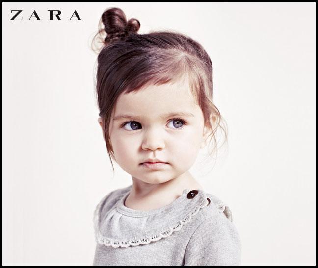 J&F Magazine: Fashion News, ZARA Kids Primavera Verano 2012